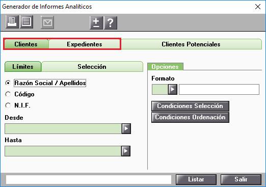 Generador de Informes Analíticos