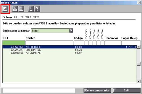 Enlaces a3ASESOR | ges