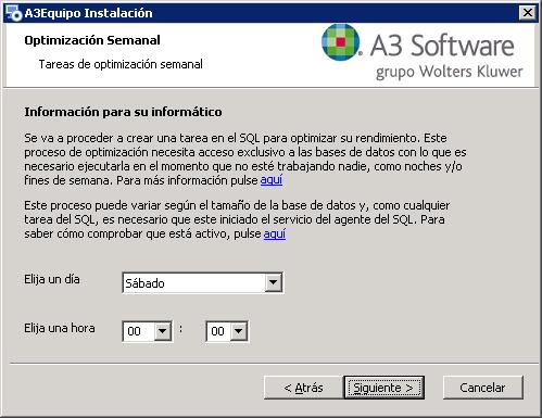a3equipo instalacion