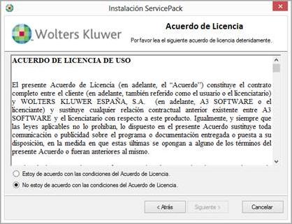 licencia uso