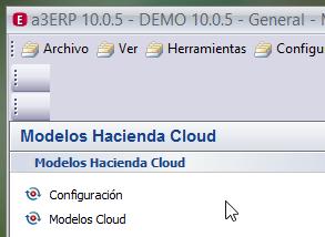 Modulos de hacienda cloud