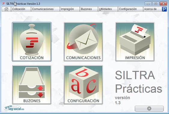 SILTRA prácticas