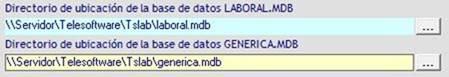 directorios en red