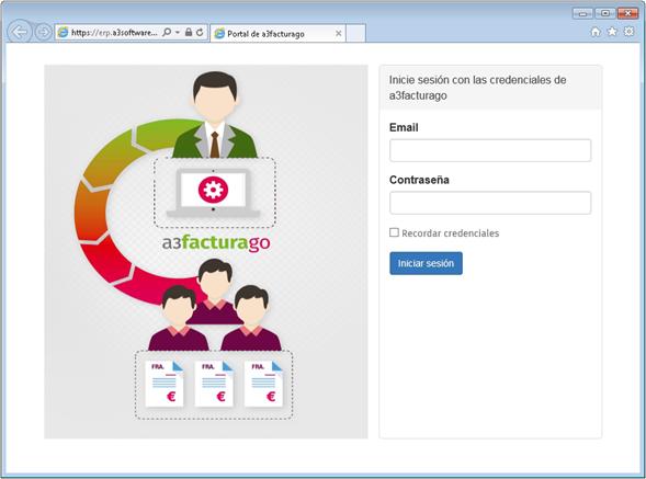Portal a3facturago