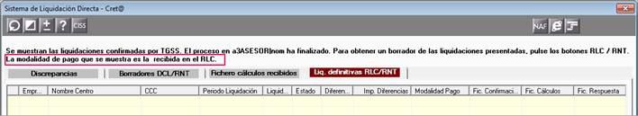 forma pago RLC