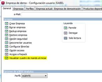 configurar usuarios