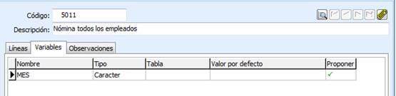 Añadir variable en asiento patrón