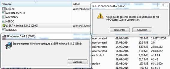 """No se puede obtener acceso a la ubicación de red \\nombre_del_servidor"""""""