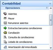 Contabilidad / Operaciones / Amortización del Inmovilizado