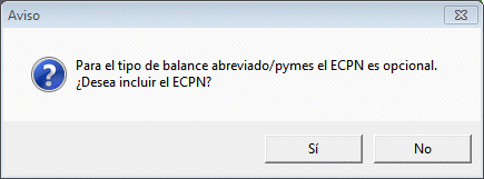 Incluir ecpn