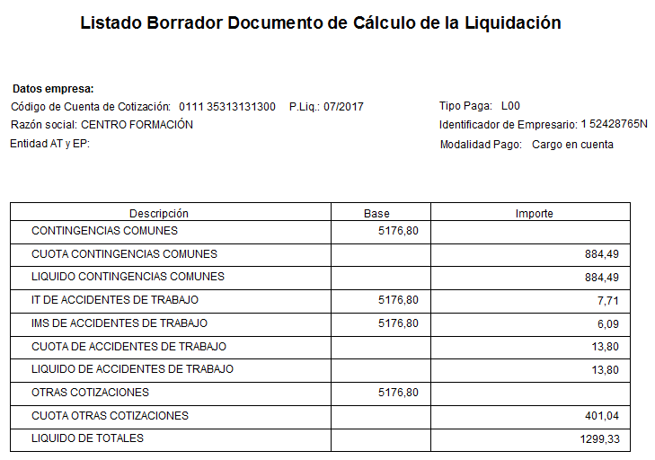 borrador documento calculo liquidacion
