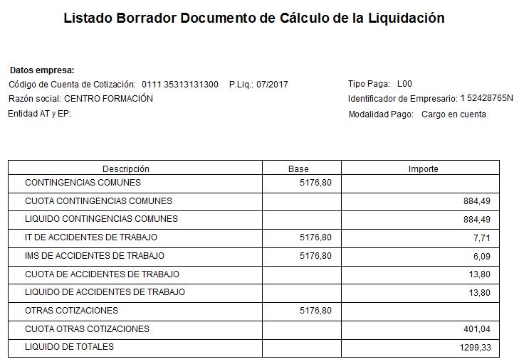 borrador documento calculo liquidacion