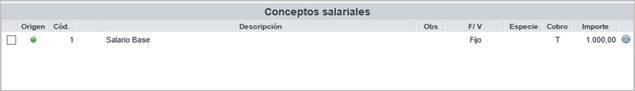 conceptos salariales