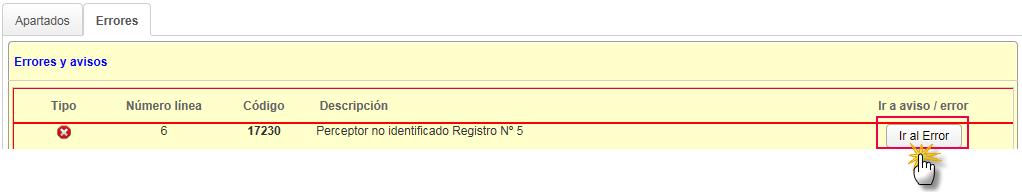 error 17230