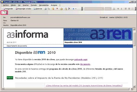 Publiar desde Ms Office