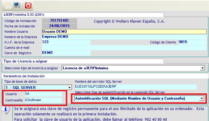 Autentificación SQL (Mediante Nombre de Usuario y Contraseña)