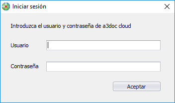 login a3doc cloud