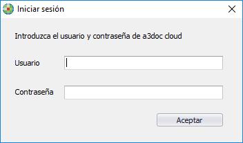 login a3doc cloud