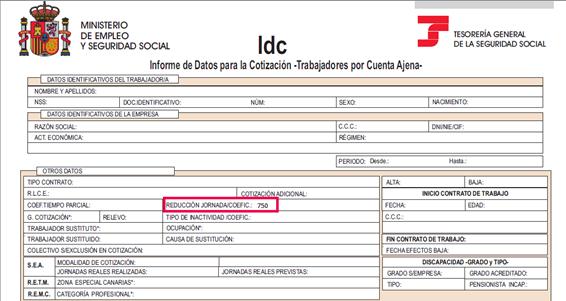 idc reduccion