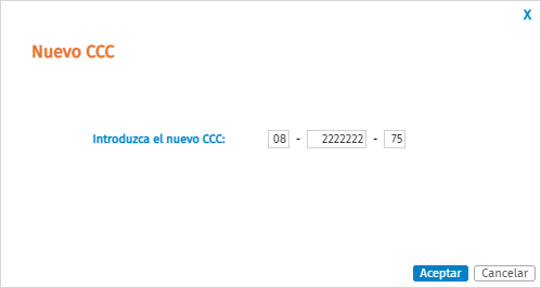 nuevo CCC