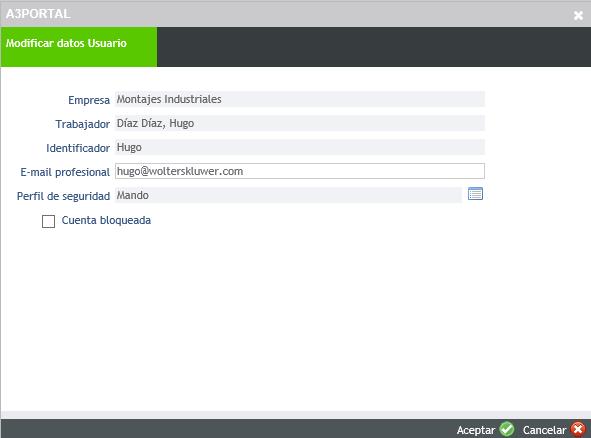mail validador