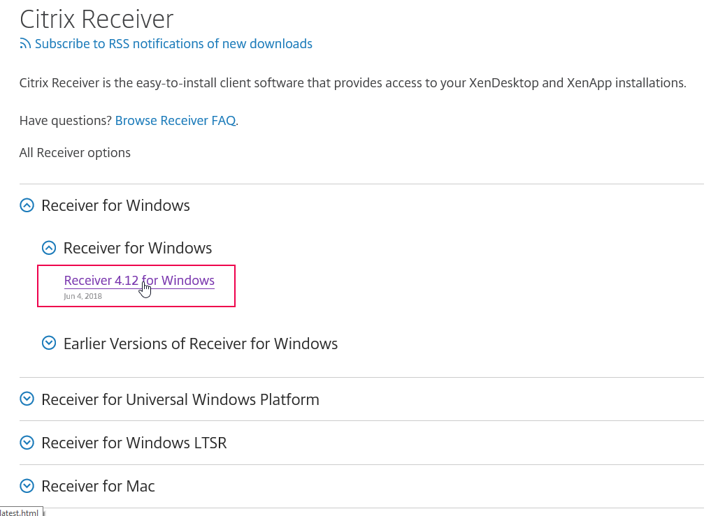 receiver_for_windows