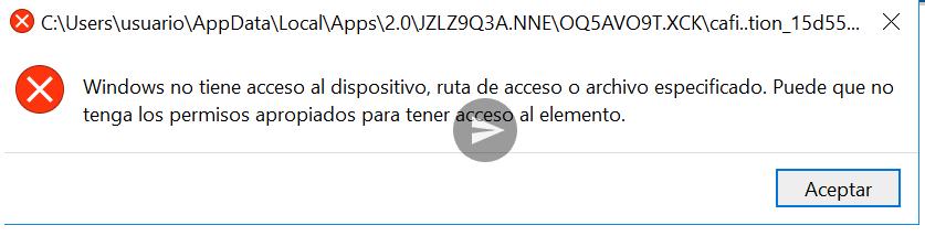 error_windows_no_tiene_acceso