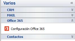 configuracion office 365