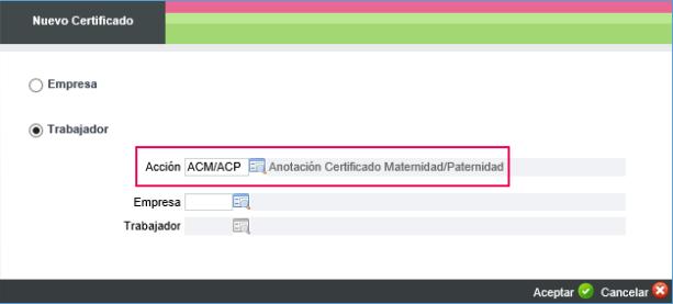 ACM ACP