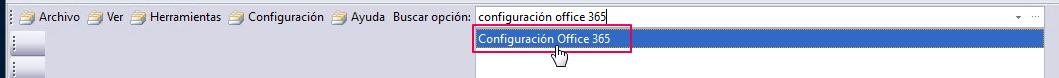 configuracion office 365_acceso