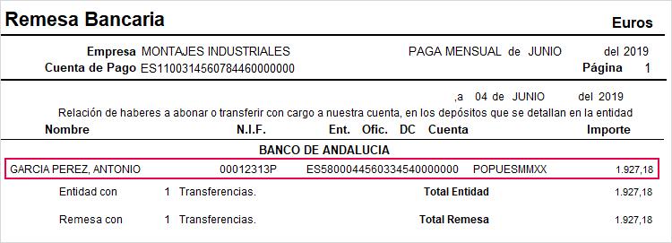 remesa bancaria mensual_extra