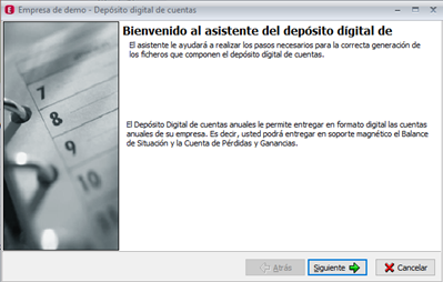 asistente deposito digital