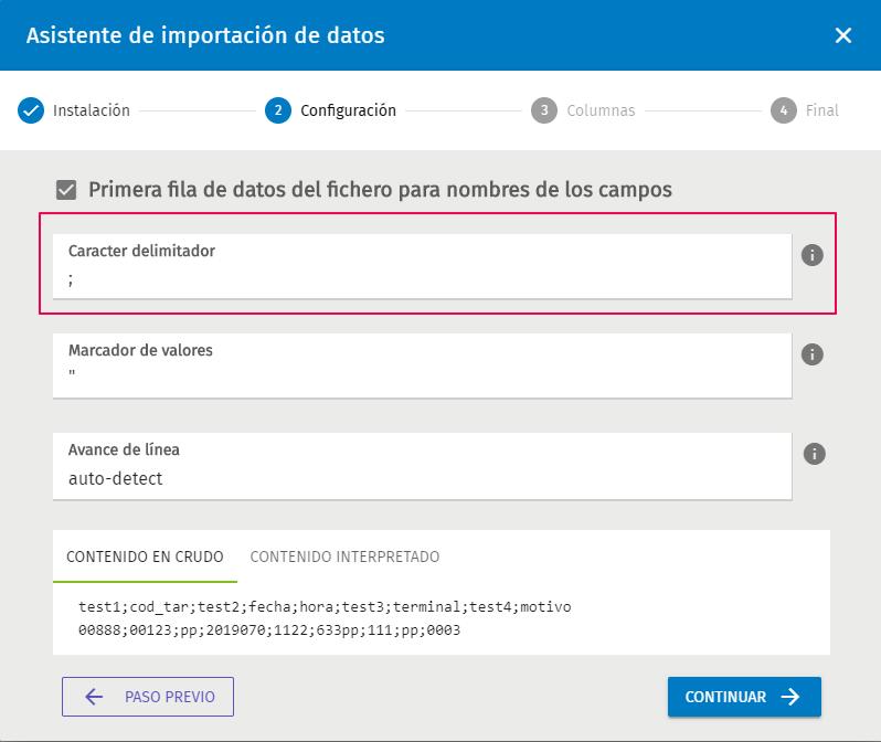 configuracion_caracter_delimitador