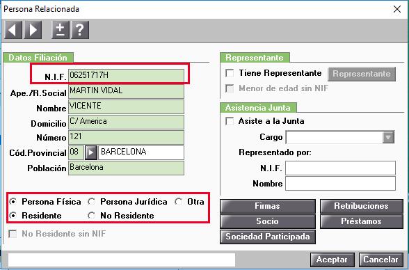 NIF e indicadores