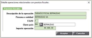 datos de paraísos fiscales