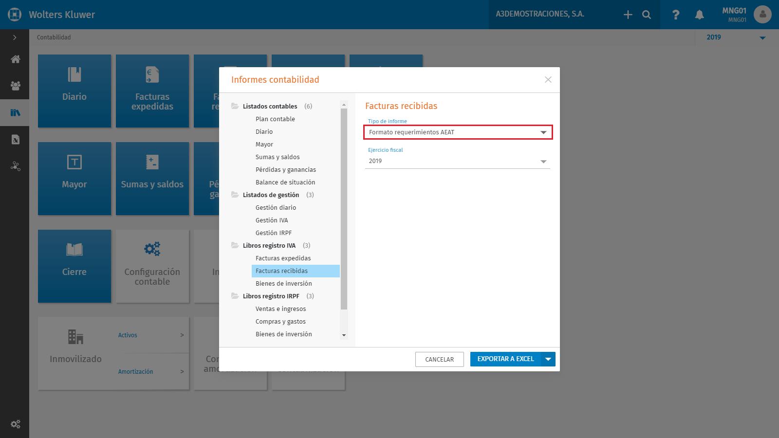 Informes_contabilidad_FR_Formato requerimientos AEAT