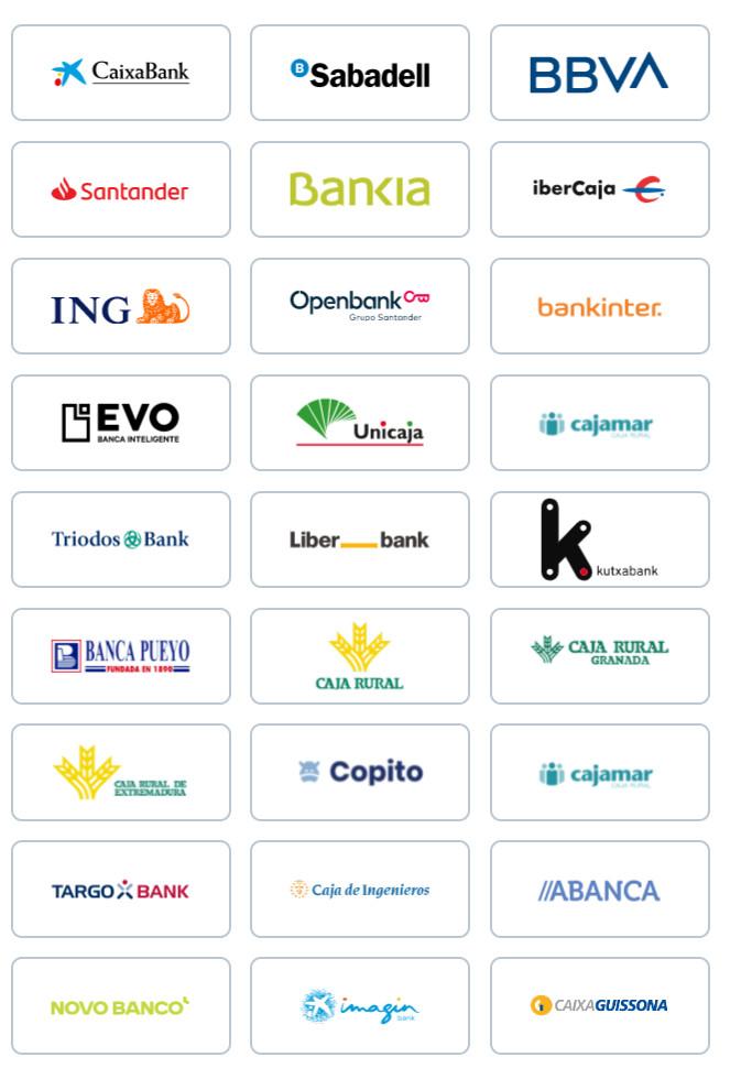 relacion bancos