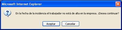 mensaje internet explorer