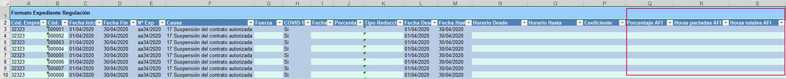 formato 5 expediente regulacion tiempo parcial