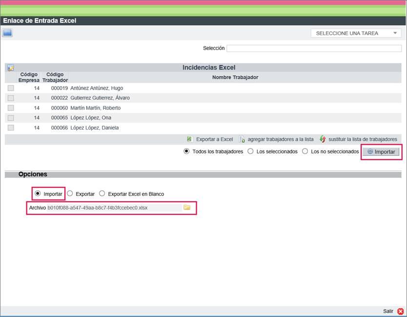 importar datos ERE/ERTE excel formato5