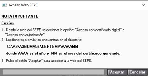 certificado telematico