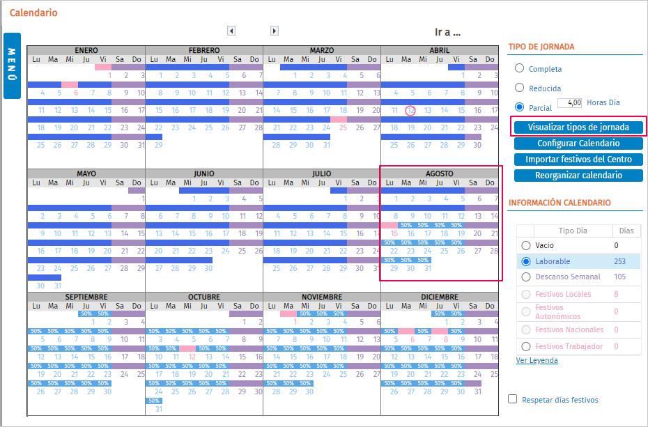 calendario discrepancia siltra