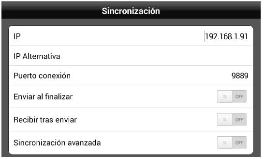 sincronizacion