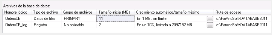 archivos bases datos