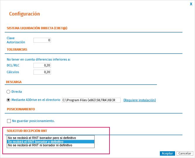 Como solicitar el fichero RNT o borrador RNT