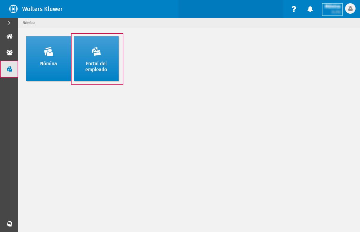 acceso a Portal empleado desde a3innuva