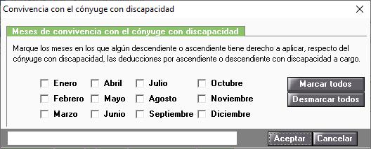 DF Conyuge no separado con discapacidad Convivencia con el conyuge con discapacidad