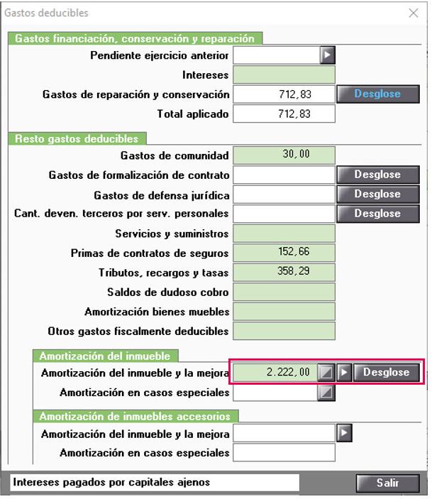 amortizacion manual datos