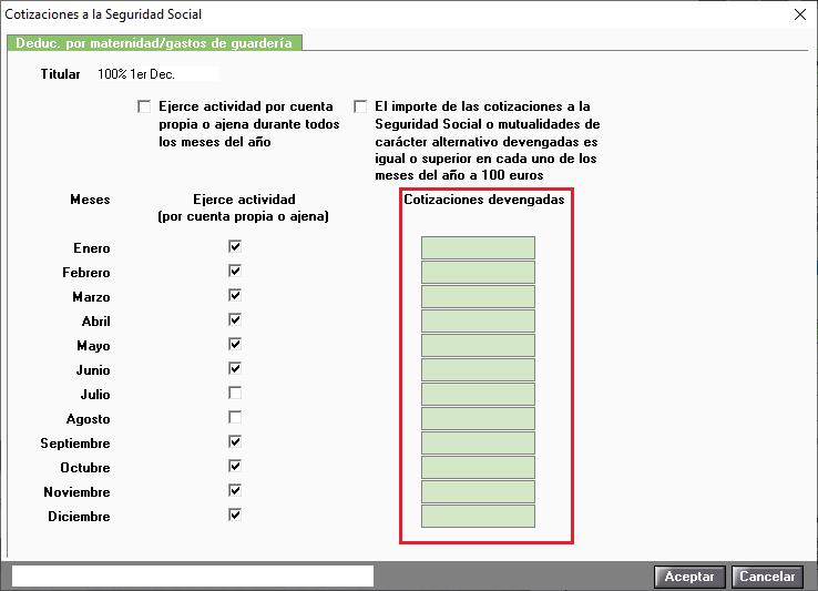 E254[MATER] – Importe de la deducción [Casilla 0611]: se está intentando importar el valor XXX y según los datos consignados en la declaración, debería ser 0