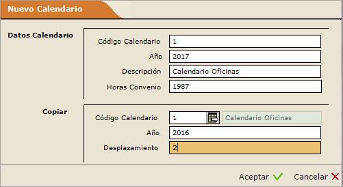 Calendario 20017.Crear Calendario Copiando Los Datos Del Calendario Del Ano